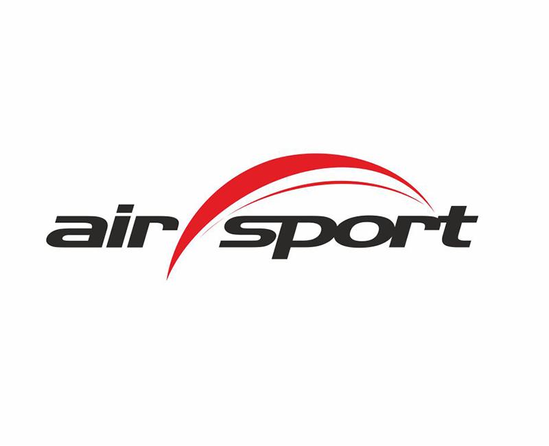 Logo Air sport - projekt Zbigniew Dobosz